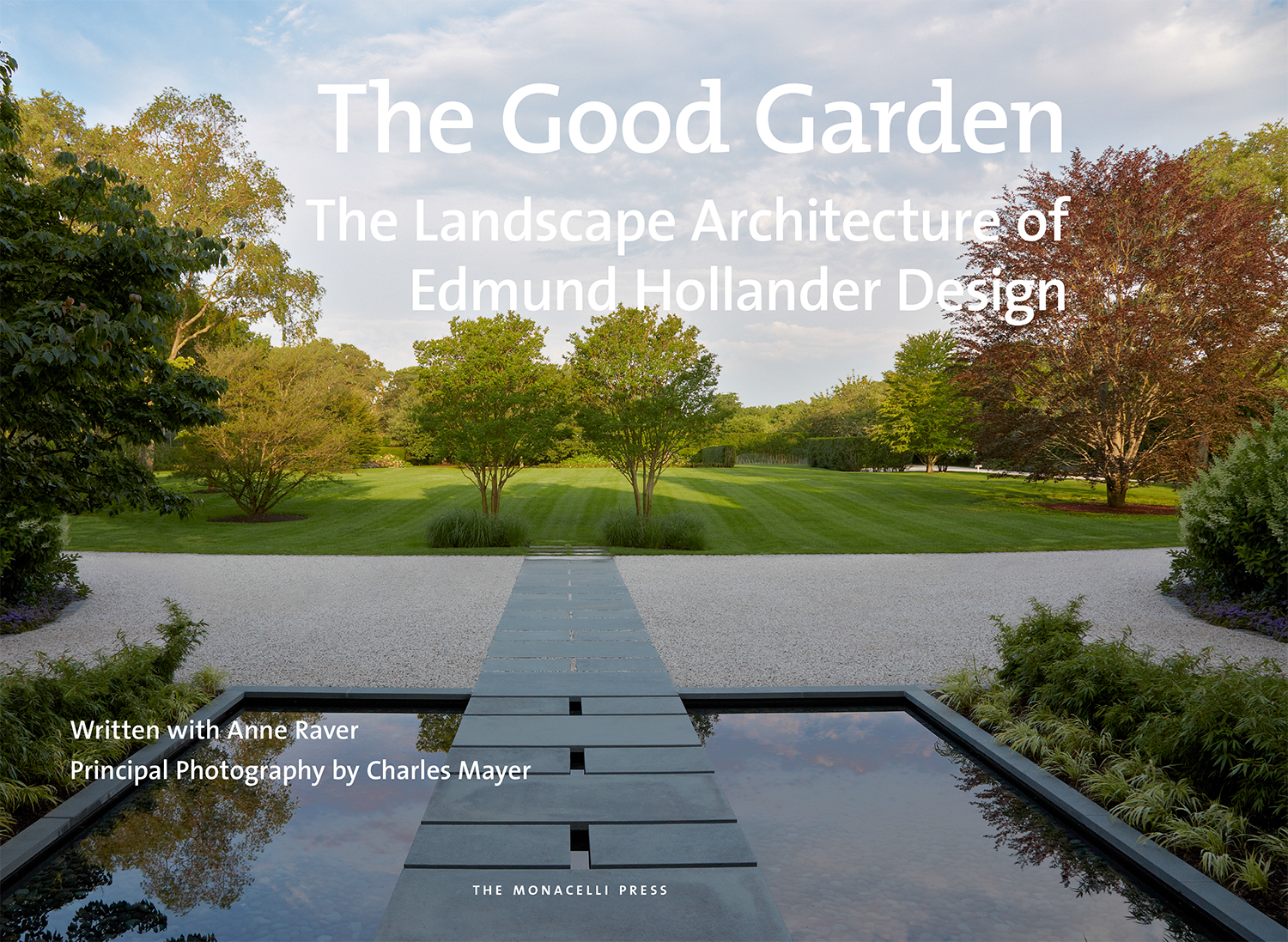 Book review the good garden the landscape architecture for Good garden design