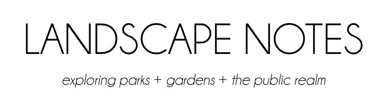 Landscape Notes.com