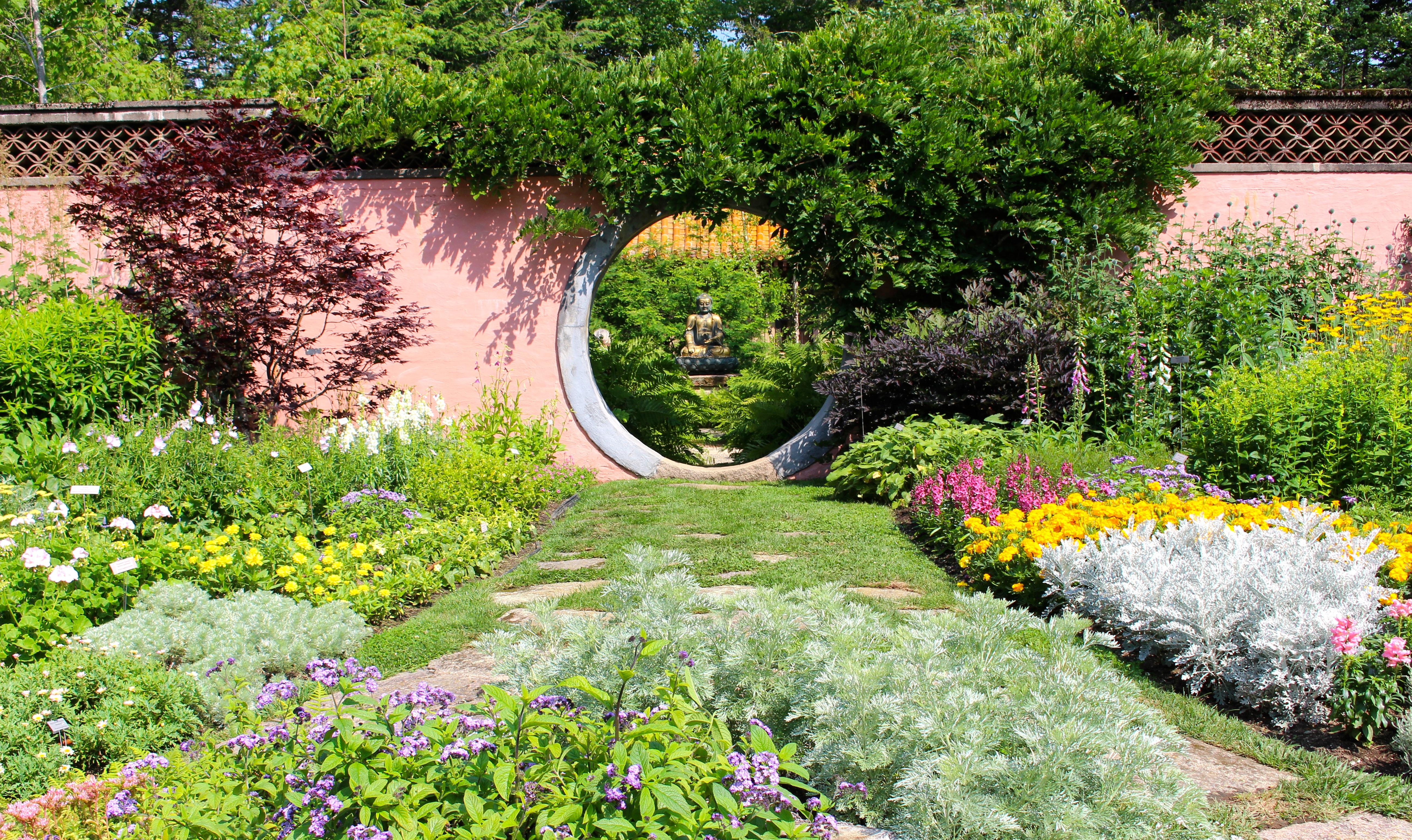 The Abby Aldrich Rockefeller Garden: Seal Harbor, Maine